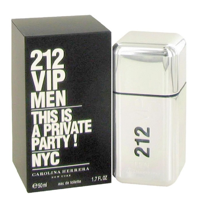 212 VIP Cologne by Carolina Herrera 1.7oz Eau De Toilette spray for men