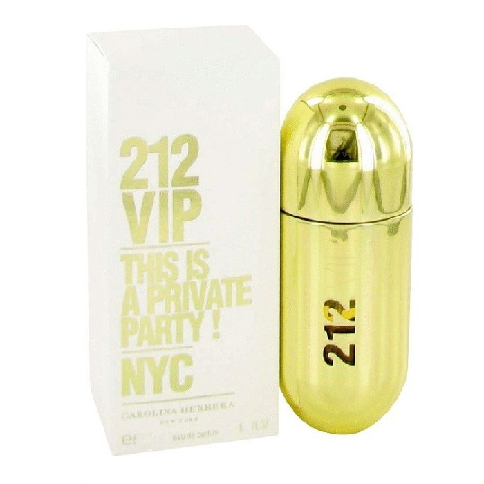 212 VIP Perfume by Carolina Herrera 1.0oz Eau De Parfum spray for Women