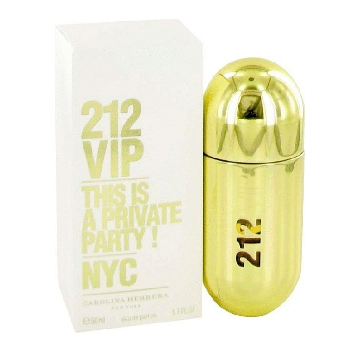 212 VIP Perfume by Carolina Herrera 1.7oz Eau De Parfum spray for Women