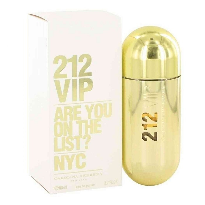 212 VIP Perfume by Carolina Herrera 2.7oz Eau De Parfum spray for Women