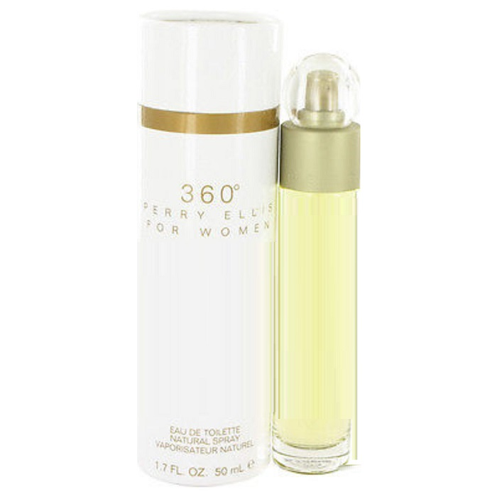 360 Perry Ellis Perfume by Perry Ellis 1.7oz Eau De Toilette spray for Women