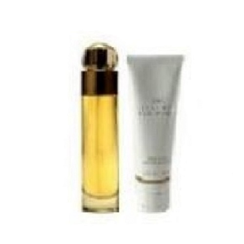 360 Perry Ellis Gift Set for Women - 3.3oz Eau De Toilette Spray and 3.3oz Body Lotion