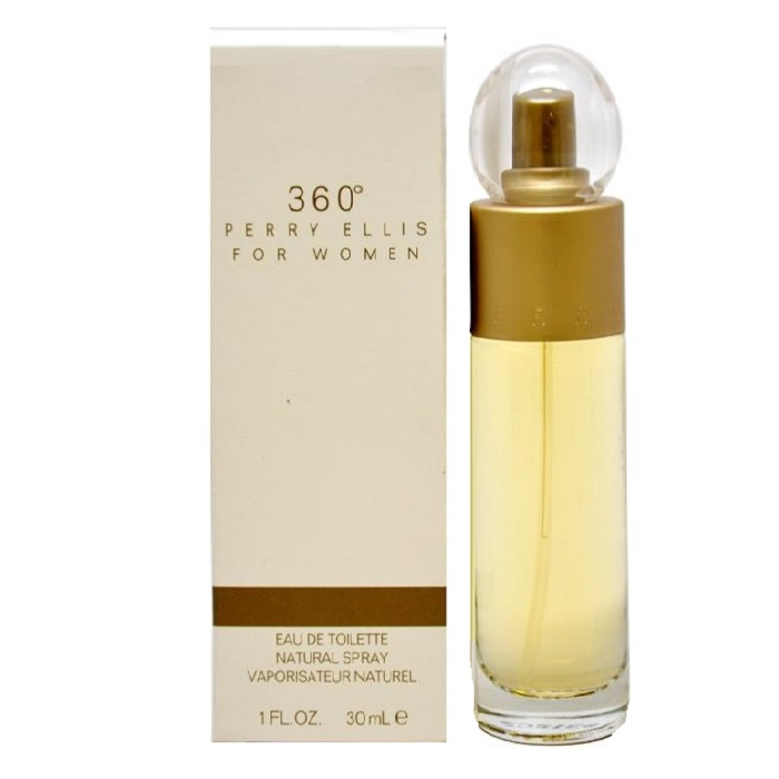 360 Perry Ellis Perfume by Perry Ellis 1.0oz Eau De Toilette Spray for women