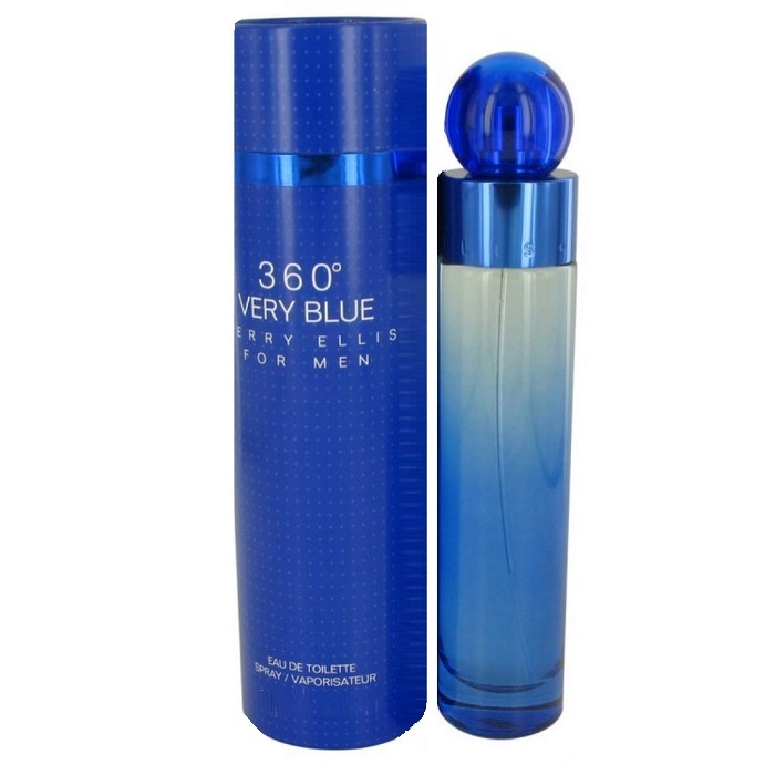 360 Very Blue Cologne