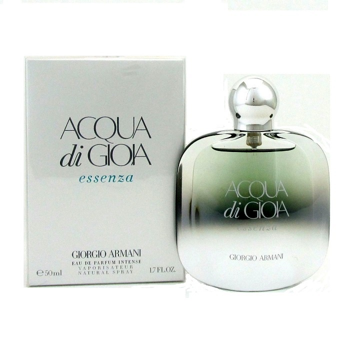 Acqua Di Gioia Essenza Perfume by Giorgio Armani 1.7oz Eau De Parfum Intense spray for Women