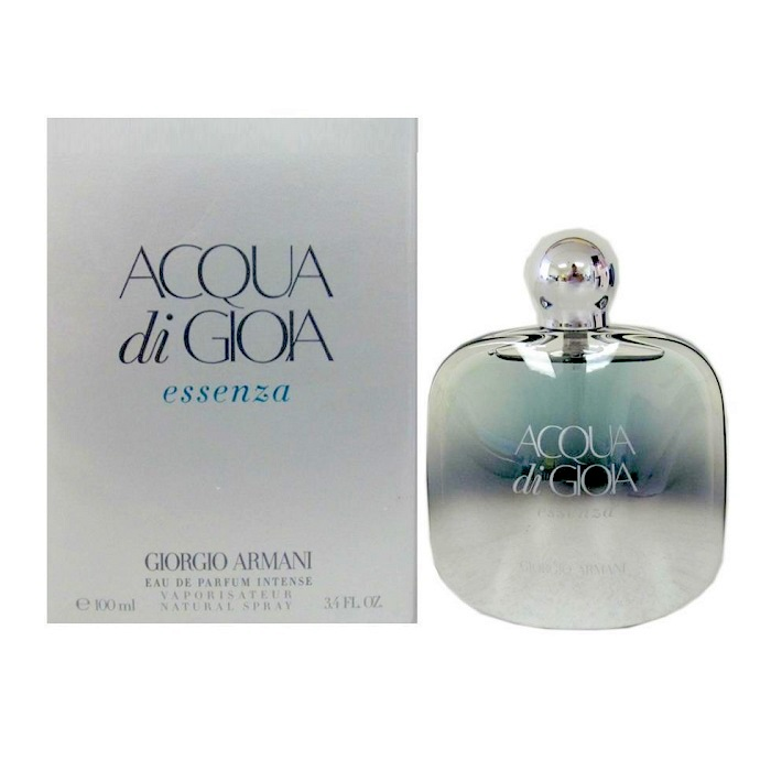 Acqua Di Gioia Essenza Perfume by Giorgio Armani 3.4oz Eau De Parfum Intense spray for Women