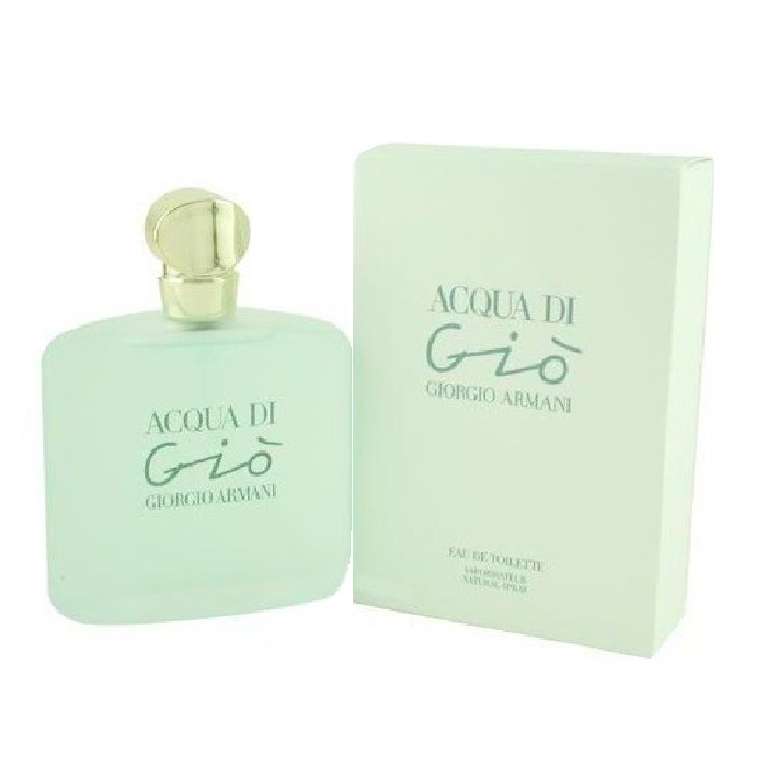 Acqua di Gio Perfume by Giorgio Armani 1.7oz Eau De Toilette Spray for women