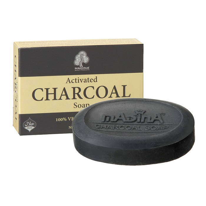 Activated Charcoal Soap - Pack of 6 pieces