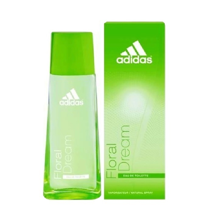 Adidas Floral Dream Perfume by Adidas 1.7oz Eau De Toilette Spray for women