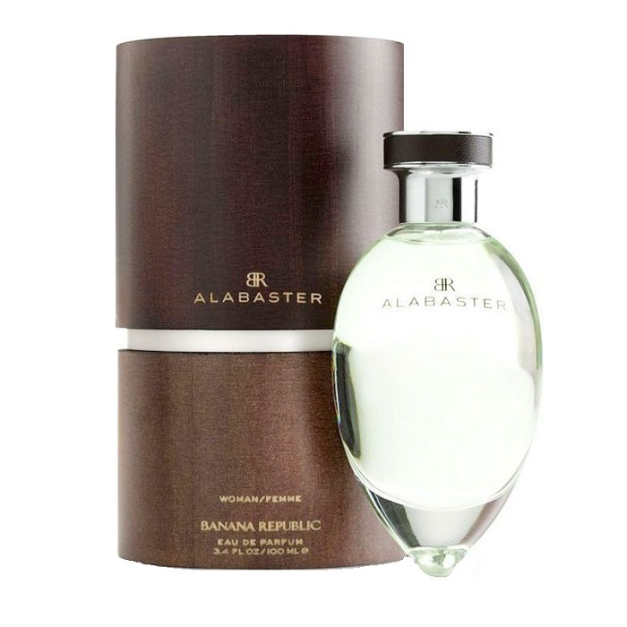 Alabaster Perfume by Banana Republic 3.4oz Eau De parfum spray for Women