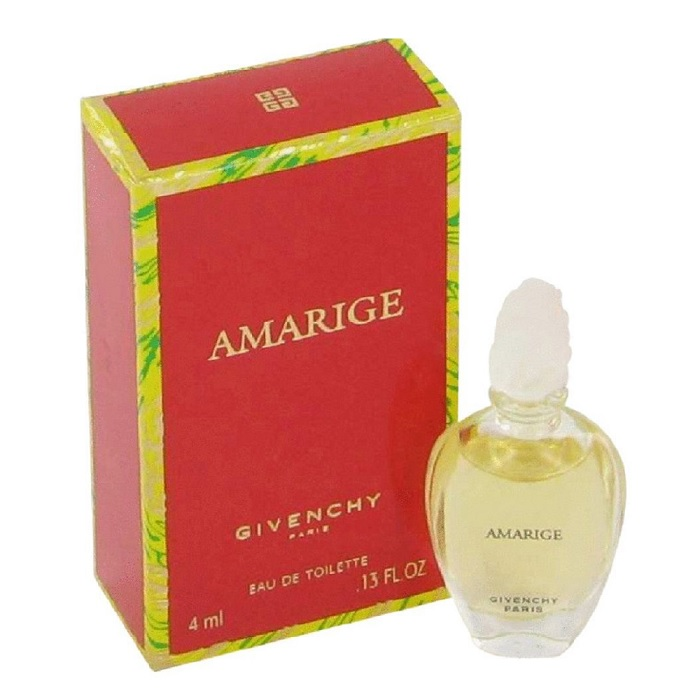 Amarige Mini Perfume by Givenchy 0.13oz / 4ml Eau De Toilette for women