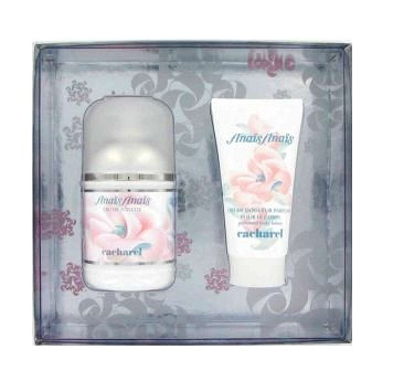 Anais Anais Perfume Gift Set for women - 3.4oz Eau De Toilette spray & 3.4oz Perfumed Body Lotion