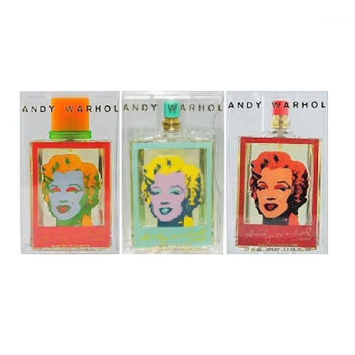 Andy Warhol Limited Edition Perfume