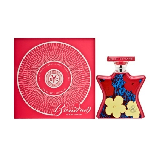 Andy Warhol Union Square Perfume by Bond No. 9 3.4oz Eau De Parfum spray for Women