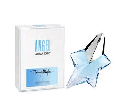 Angel Aqua Chic Perfume by Thierry Mugler 1.7oz Eau De Toilette spray for Women