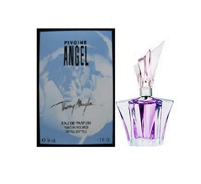 Angel Pivoine Perfume by Thierry Mugler 0.85oz Eau De Parfum spray for Women