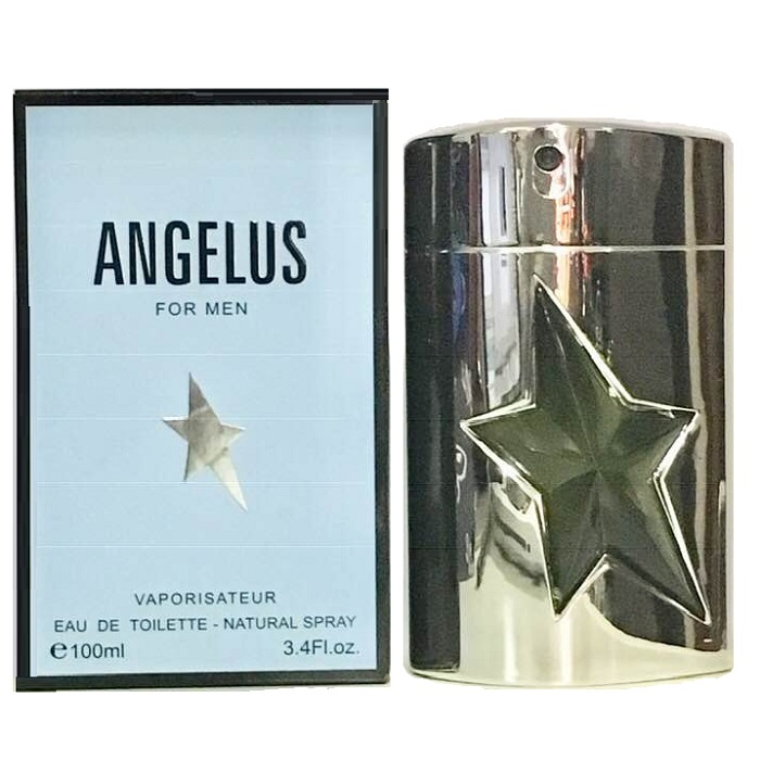 Angelus Cologne by Angelus Parfum 3.4oz Eau De Toilette spray for men