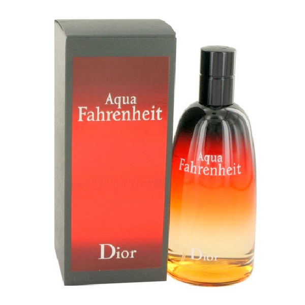 Aqua Fahrenheit Cologne by Christian Dior 4.2oz Eau De Toilette spray for Men