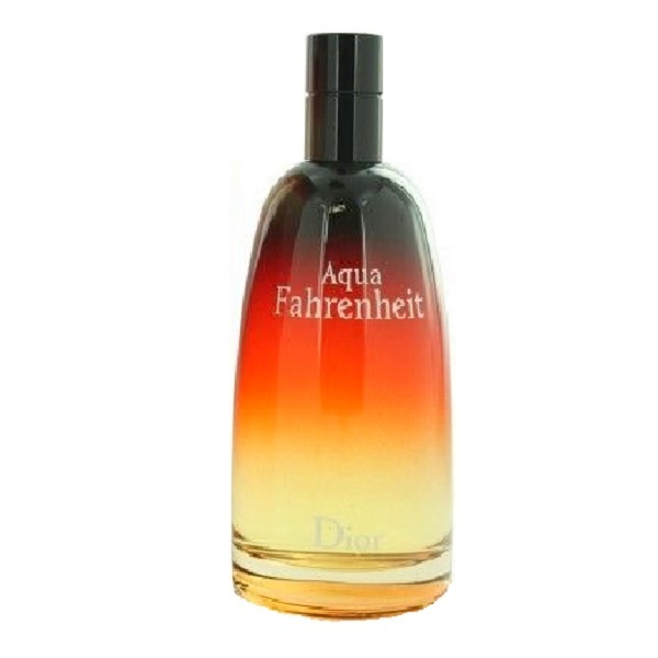 Aqua Fahrenheit Unbox Cologne by Christian Dior 4.2oz Eau De Toilette spray for men