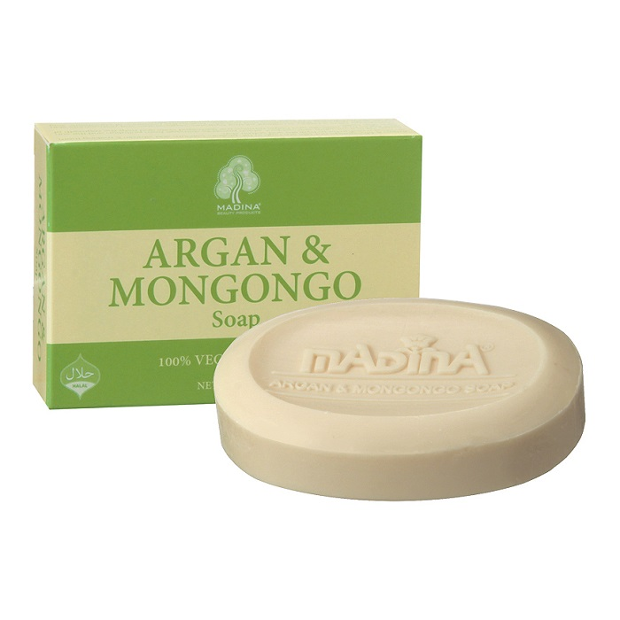 Argan & Mongongo Soap 3.5oz - Pack of 6 pieces
