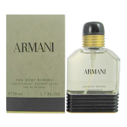 Armani Cologne by Giorgio Armani 1.7oz Eau de Toilette Spray for men