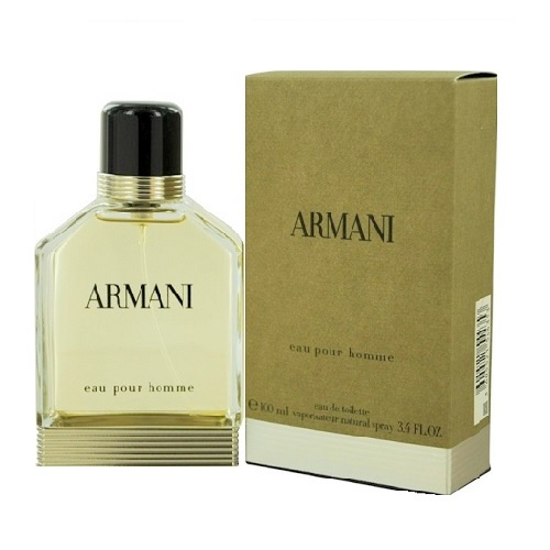 Armani Cologne by Giorgio Armani 3.4oz Eau de Toilette spray for Men