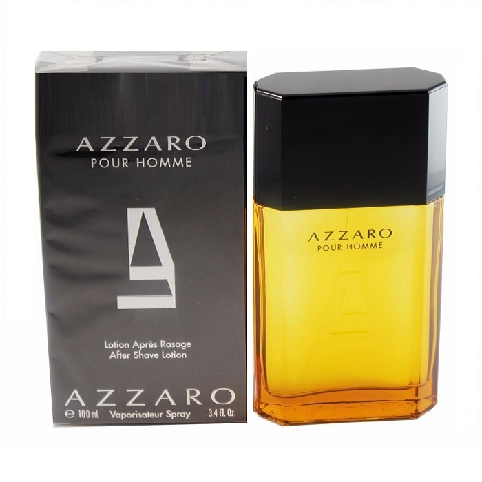 Azzaro After Shave Lotion (liquid) by Loris Azzaro 3.4oz for men
