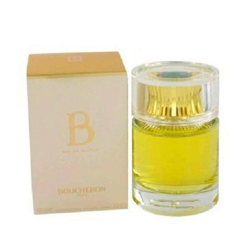 B De Boucheron Perfume by Boucheron 3.4oz Eau De Parfum spray for Women
