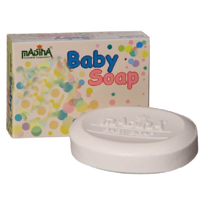 Baby Soap - Pack of 6 pieces