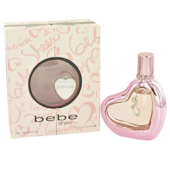 Bebe Sheer Perfume by Bebe 1.7oz Eau De Parfum spray for women