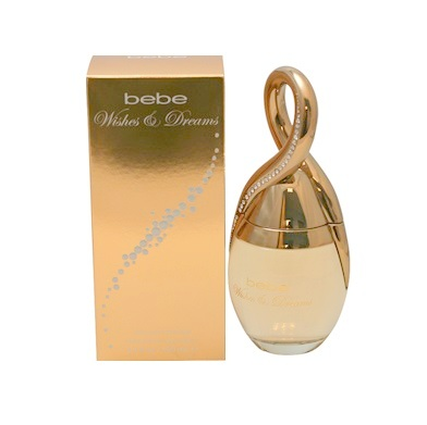 Bebe Wishes & Dreams Perfume by Bebe 3.4oz Eau De Parfum spray for Women