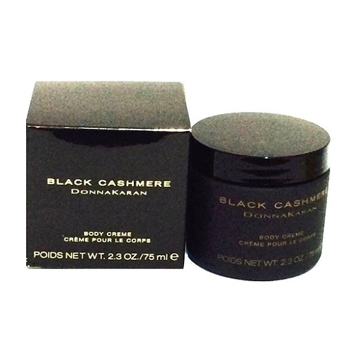 Black Cashmere Body Cream by Donna Karan 2.3oz for women