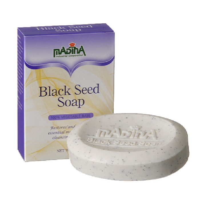 Black Seed Soap - Pack of 6 pieces