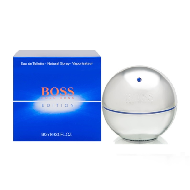 Boss In Motion Electric Cologne