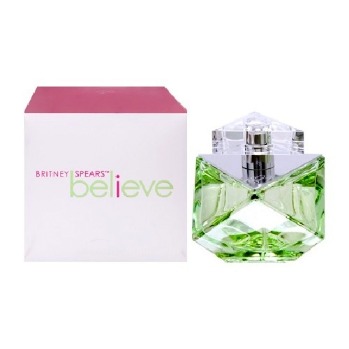 Britney Spears Believe Perfume 1.7oz Eau De Parfum spray for Women