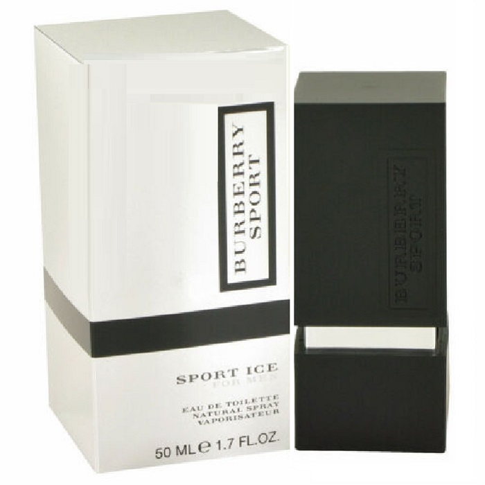 Burberry Sport Ice Cologne by Burberry 1.7oz Eau De Toilette spray for men