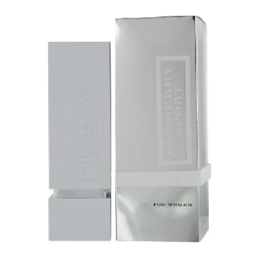 Burberry Sport Ice Perfume by Burberry 2.5oz Eau De Toilette spray for Women