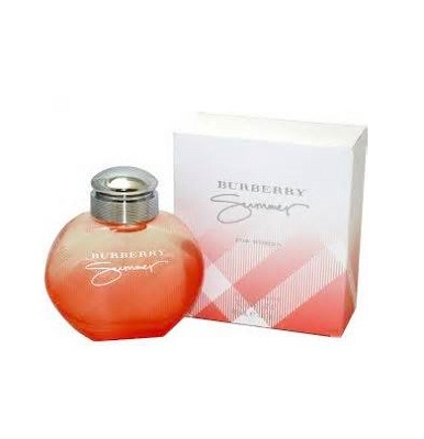 Burberry Summer 2011 Perfume by Burberry 3.3oz Eau De Toilette spray for Women