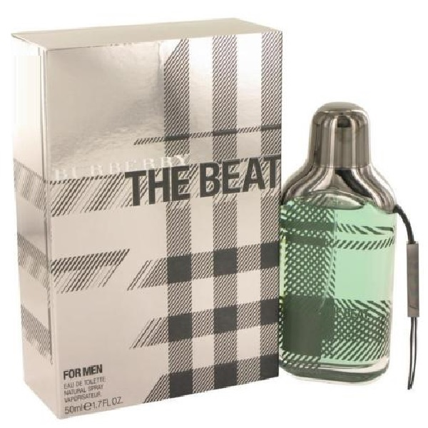 Burberry The Beat Cologne by Burberry 1.7oz Eau De Toilette spray for men