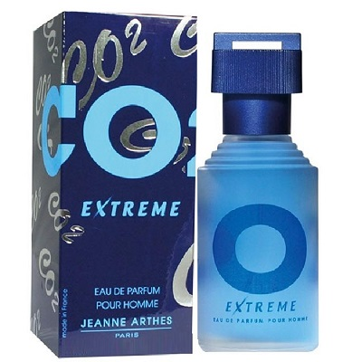 CO2 Extreme Cologne by Jeanne Arthes 3.3oz Eau De Toilette spray for Men