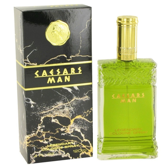 Caesars Cologne by Caesars World 4.0oz Cologne spray for men