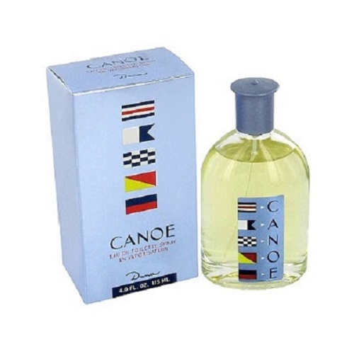 Canoe Cologne by Dana 4.0oz Eau De Toilette for men