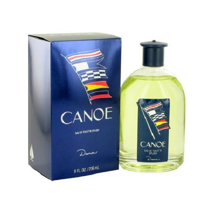Canoe Cologne by Dana 8.0oz Eau De Toilette splash for men