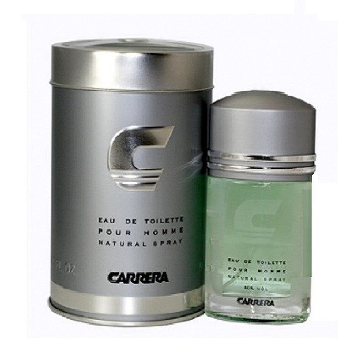 Carrera Cologne by Muelhens 3.4oz Eau De Toilette Spray for men