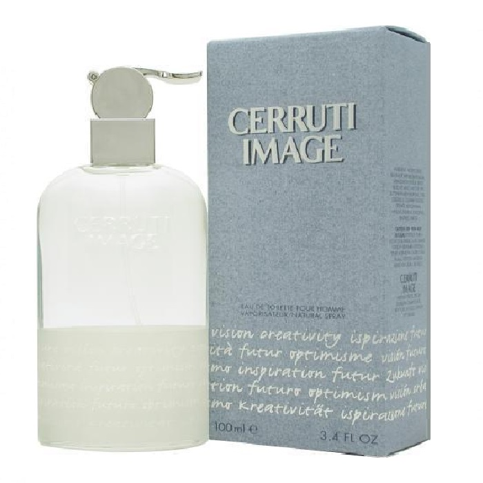 Cerruti Image Cologne by Nino Cerruti 3.4oz Eau De Toilette Spray for men