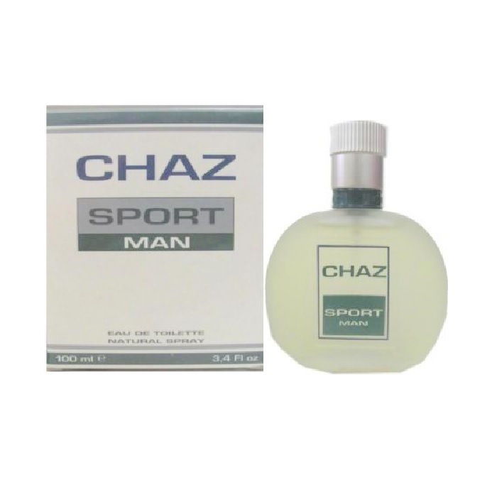 Chaz Sport Cologne by Jean Philippe 3.3oz Eau De Toilette spray for Men