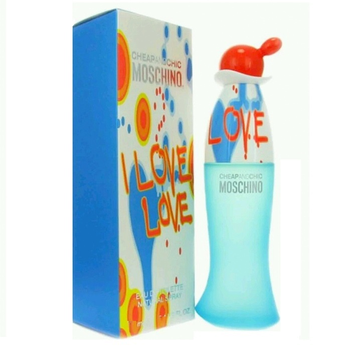 Cheap and Chic I Love Love Perfume