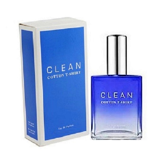 Clean Cotton T-shirt Perfume