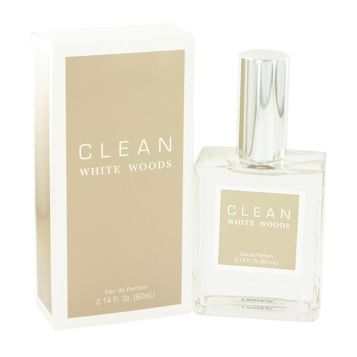 Clean White Woods Perfume by Clean 2.14oz Eau De Parfum spray for women