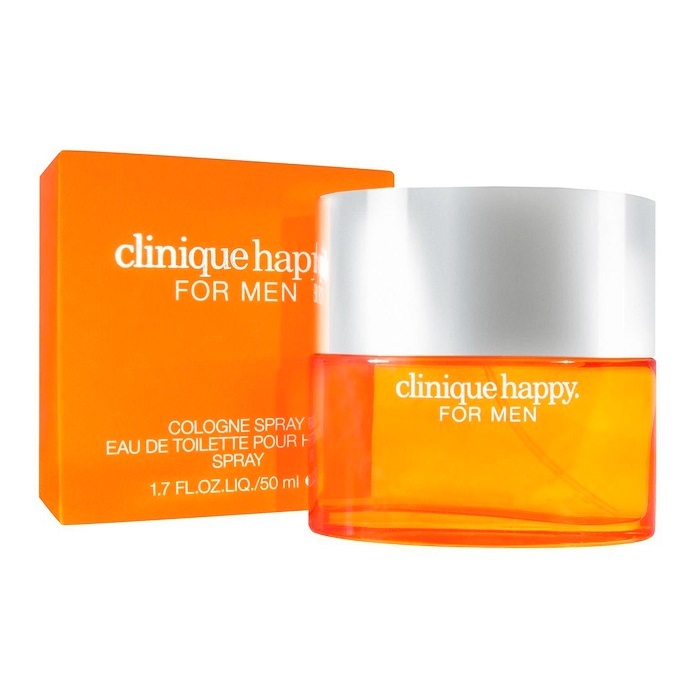 Clinique Happy Cologne by Clinique 1.7oz Eau De Toilette spray for Men